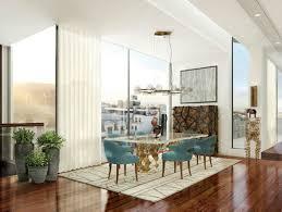 79 astonishing small dining room designs futurist architecture