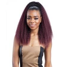 black long ponytail hairstyles ponytail extensions drawstring