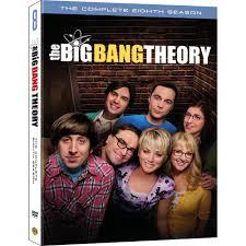 Big Bang Theory Fun With Flags Episode The Big Bang Theory Season 8 Dvd Cbs Store
