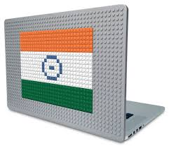 Flag Of Inida Flag Of India Pixel Art U2013 Brik