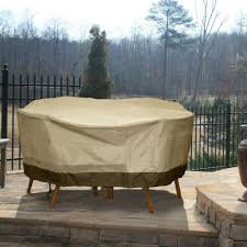 Round Patio Furniture Cover - round outdoor furniture covers pictures home design
