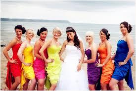 colorful bridesmaid dresses good dresses