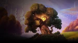 tinker bell tree fairy trees pinterest fairy tree