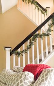 Banister Decorations For Christmas Christmas Decorations U2013 La Vie De Brie