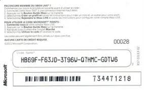 xbox 360 gift card gift card 800 points xbox 360 xbox col f xbox 03a