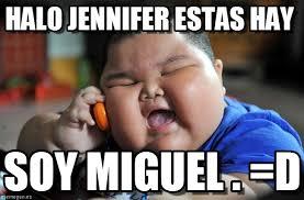 Jennifer Meme - halo jennifer estas hay asian fat kid meme on memegen