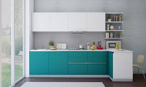 L Shaped Kitchens by Livspace Com