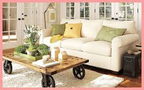 cart coffee tables pottery barn