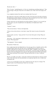 monster writing paper the sea of monsters book 2