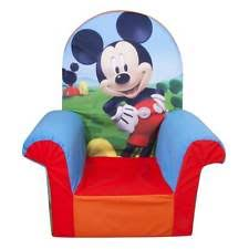Toddlers Armchair Kids Plush Chair Ebay