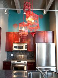 red kitchen cabinets pictures ideas u0026 tips from hgtv hgtv