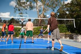 home basketball courts utah backyard putting greens salt lake
