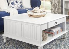 square cottage coffee table occasional tables redbarn furniture