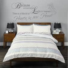 25 wall decals above bed memories quote wall art decal vinyl little bit of heaven wall stickers decals