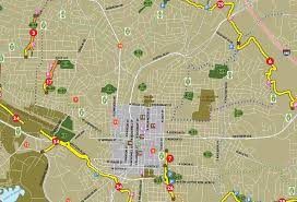 raleigh greenway map raleigh greenway access from downtown current and future
