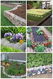 10 brilliant garden edging ideas you can do at home mental scoop