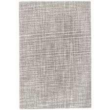 Brown And Gray Area Rug Crosshatch Dove Grey Wool Micro Hooked Rug Dash U0026 Albert