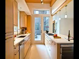 long narrow kitchen design narrow kitchen design on apartment