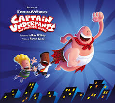 captain underpants the first epic movie arlington cinema and
