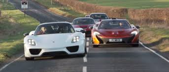 porsche 918 headlights meet the man who bought a mclaren p1 porsche 918 spyder and laferrari
