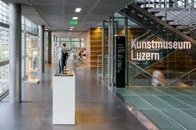 Foyer by Foyer Kunstmuseum Luzern