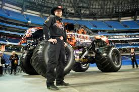 monster truck show edmonton monster truck driver cam mcqueen roars into calgary calgary herald