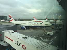 new york on thanksgiving review british airways first class london to new york on