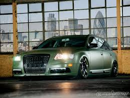 bentley wrapped 2005 audi a6 avant tdi v6 wrap str eurotuner magazine
