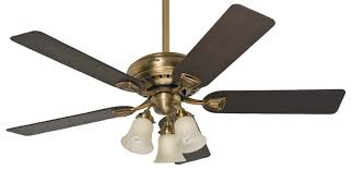Brass Ceiling Fans With Lights by 46
