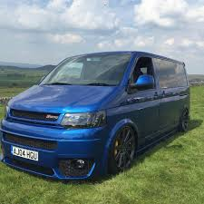 electric volkswagen van awd vw transporter van with an audi rs4 v8 u2013 engine swap depot