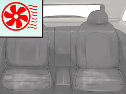 3 ways to shampoo car interior wikihow