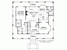 Floor Plans With Wrap Around Porch House Plans Wrap Around Porch Single Story Webshoz Com
