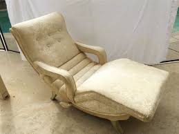 Reclining Chaise Lounge Chair Price Reduced 1950s Contour Chaise Lounge Chair Recliner For Sale