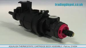 trading depot aqualisa thermostatic cartridge body assembly part