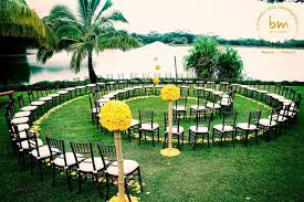 wedding ceremony seating 6 creative ways to seat your wedding guests bridalguide