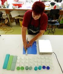 glass jewels for lantern room get cast on nantucket graves light
