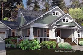 Prairie Style Home Plans 13 Grey Craftsman Bungalow House Plans Craftsman Style Home Plans