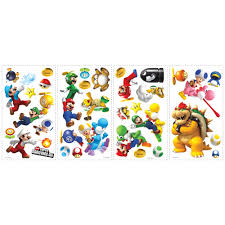 wall mural tree murals decals wallpaper jungle safari disney wall decals you love wayfair popular characters super mario bros wii decal