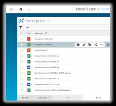 opentext vs oracle g2 crowd