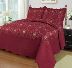 Red Bedroom Comforter Set Red And Beige Cream Bedding U2013 Ease Bedding With Style
