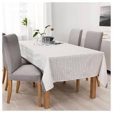 ikea 365 tablecloth white grey 145x240 cm ikea