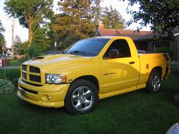 Dodge Ram Yellow - 3507rumblebee 2004 dodge ram 1500 regular cab specs photos