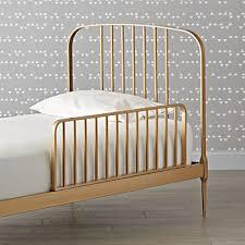 Metal Toddler Bed Toddler Bed Rails The Land Of Nod