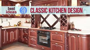 Classic Kitchen Designs Interior Design Classic Style Kitchen Modern Kitchens 2017