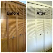 Louvered Closet Doors Create A New Look For Your Room With These Closet Door Ideas