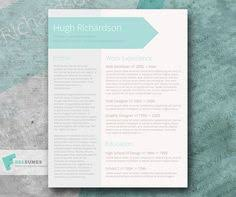 Creative Resumes Templates Free Free Indesign Templates Textured Resume Designs To Get You