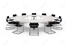 White Meeting Table Conference Table Chair Richfielduniversity Us