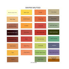 Autumn Color Schemes 410 Best Warm True Shaded Spring Colours Images On Pinterest