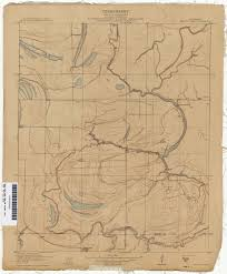 Map Of Ms Mississippi Topographic Maps Perry Castañeda Map Collection Ut