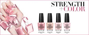 pink color shades opi nail envy pink to envy strength color collection 2015